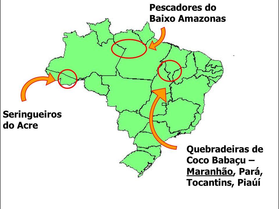 Pescadores do Baixo Amazonas