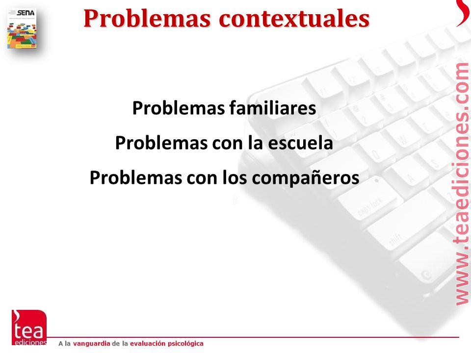 Problemas contextuales