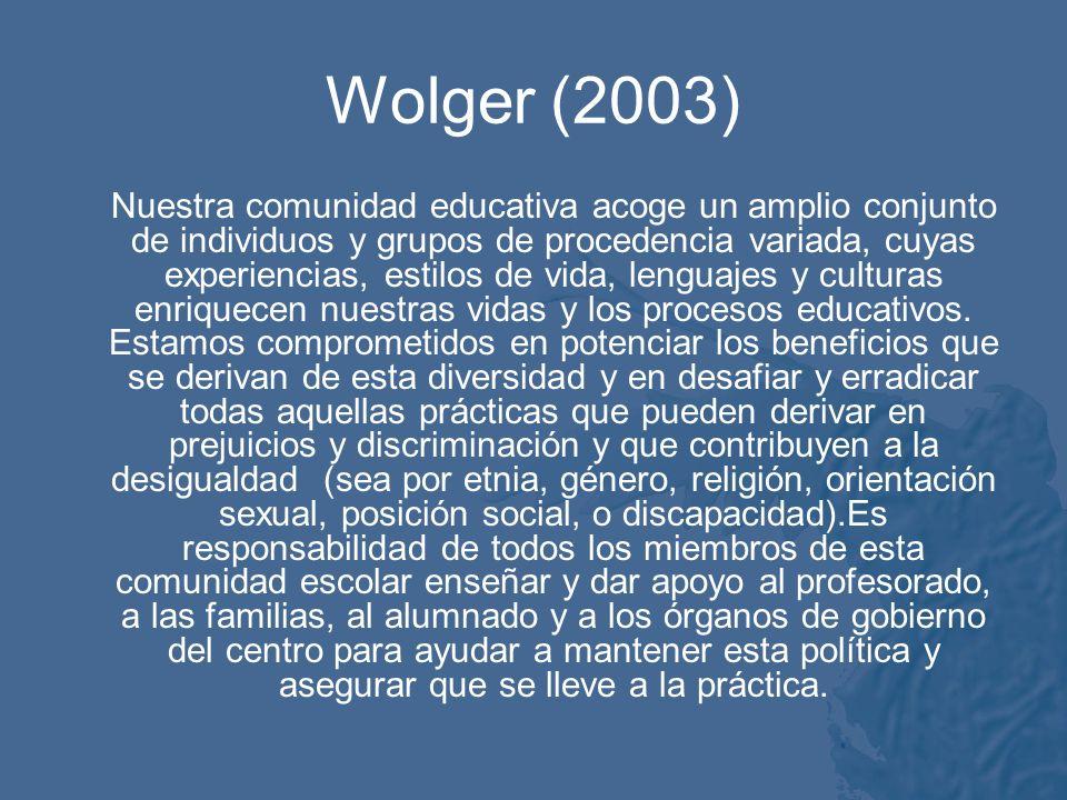 Wolger (2003)