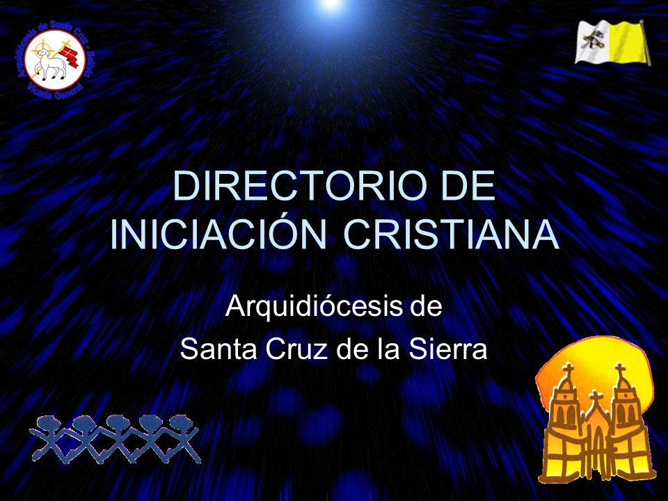 DIRECTORIO DE INICIACIÓN CRISTIANA
