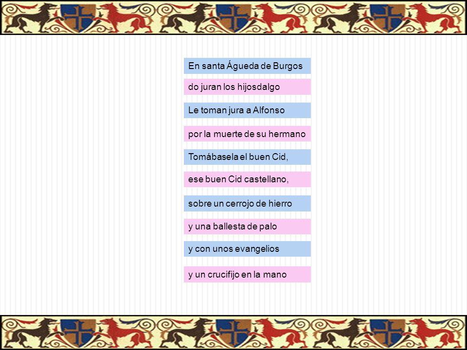 En santa Águeda de Burgos