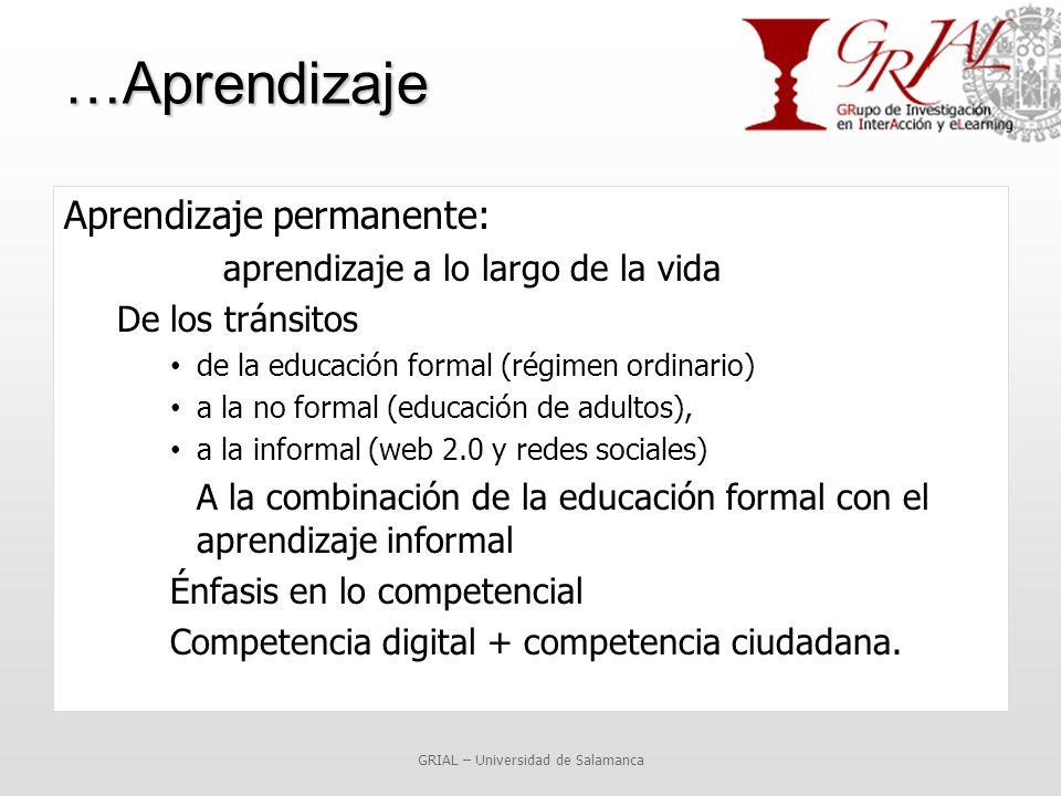 GRIAL – Universidad de Salamanca
