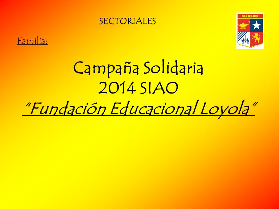 Fundación Educacional Loyola