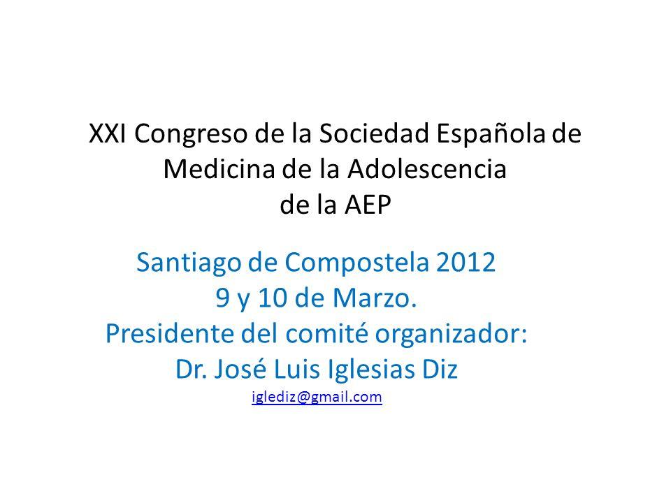 Santiago de Compostela 2012 9 y 10 de Marzo.
