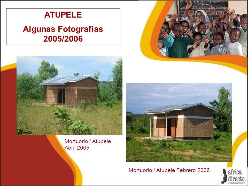 ATUPELE Algunas Fotografías 2005/2006