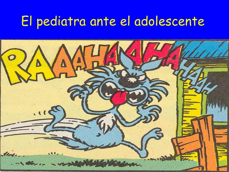 El pediatra ante el adolescente