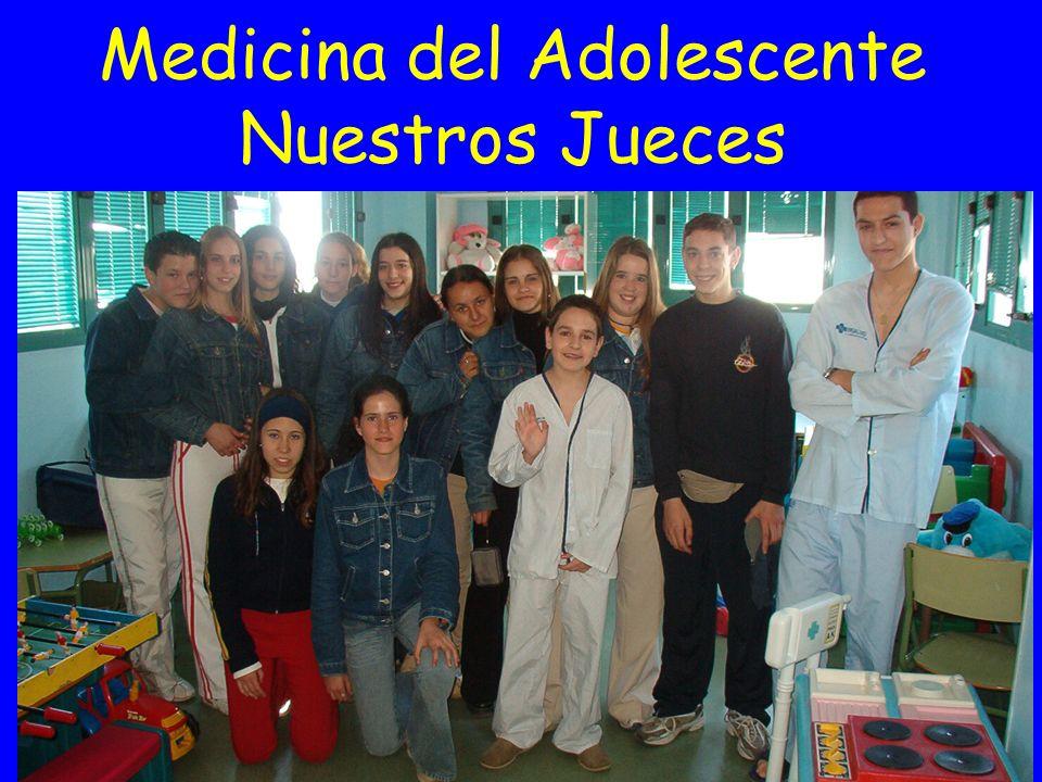 Medicina del Adolescente Nuestros Jueces