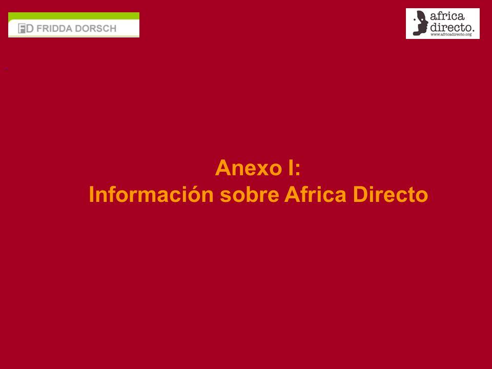 Información sobre Africa Directo