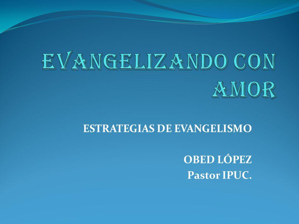 EVANGELIZANDO CON AMOR