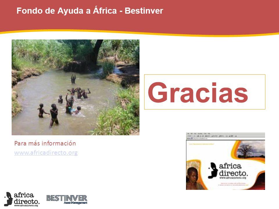 Fondo de Ayuda a África - Bestinver