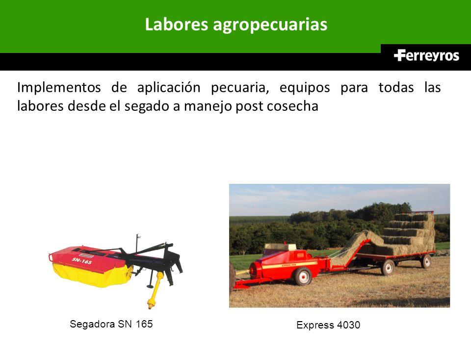 Labores agropecuarias