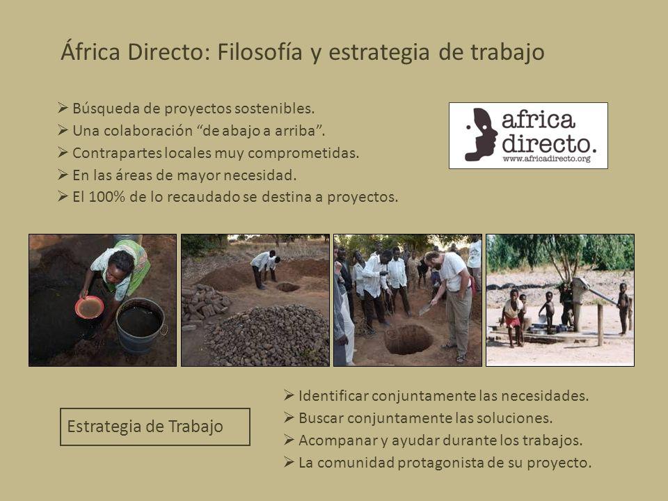 África Directo: Filosofía y estrategia de trabajo