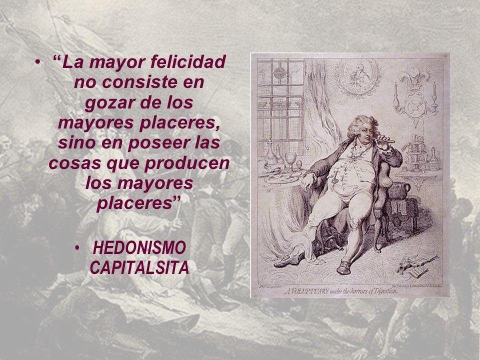 HEDONISMO CAPITALSITA