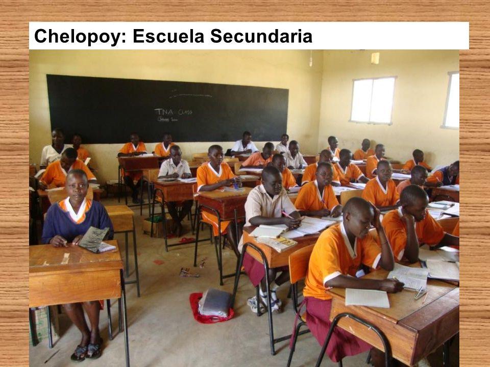 Chelopoy: Escuela Secundaria
