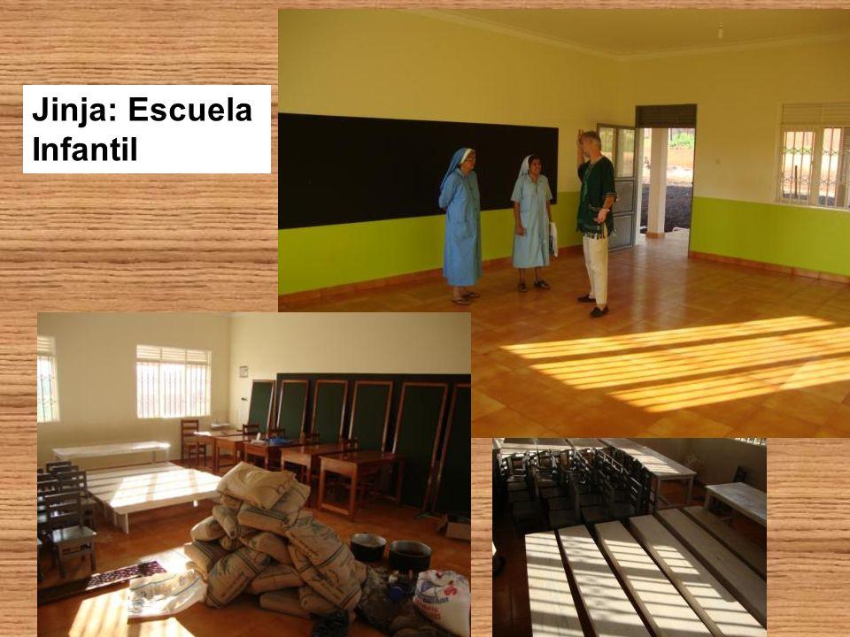 Jinja: Escuela Infantil