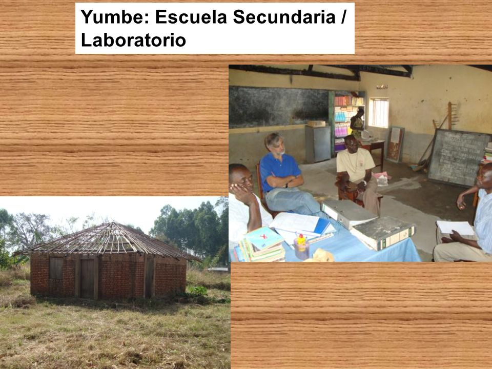 Yumbe: Escuela Secundaria / Laboratorio