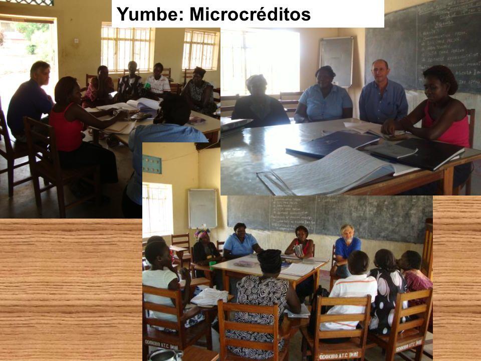 Yumbe: Microcréditos