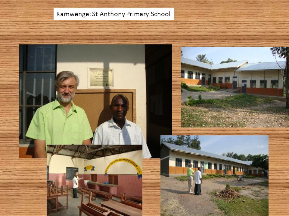 Kamwenge: St Anthony Primary School
