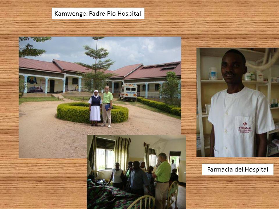 Kamwenge: Padre Pio Hospital