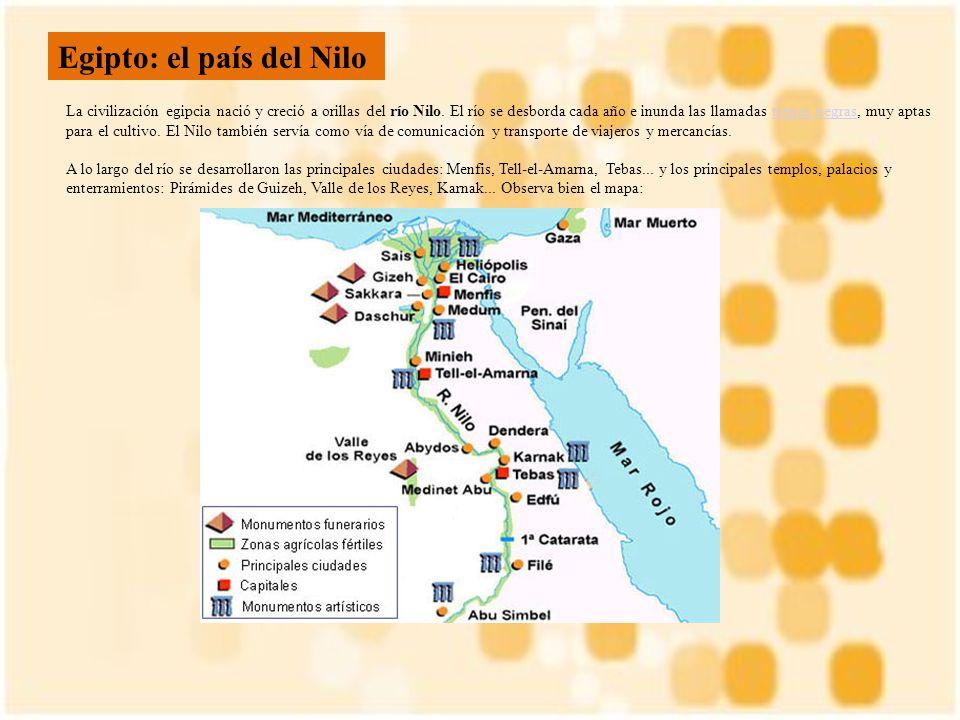 Egipto: el país del Nilo