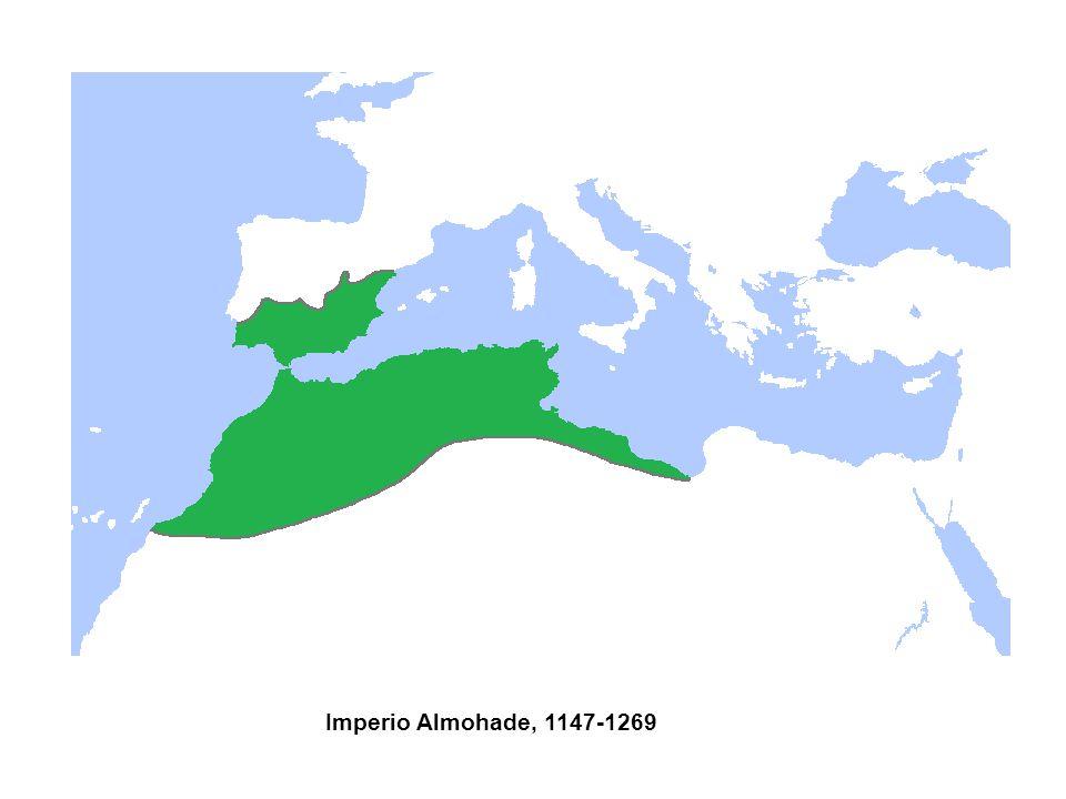Imperio Almohade, 1147-1269