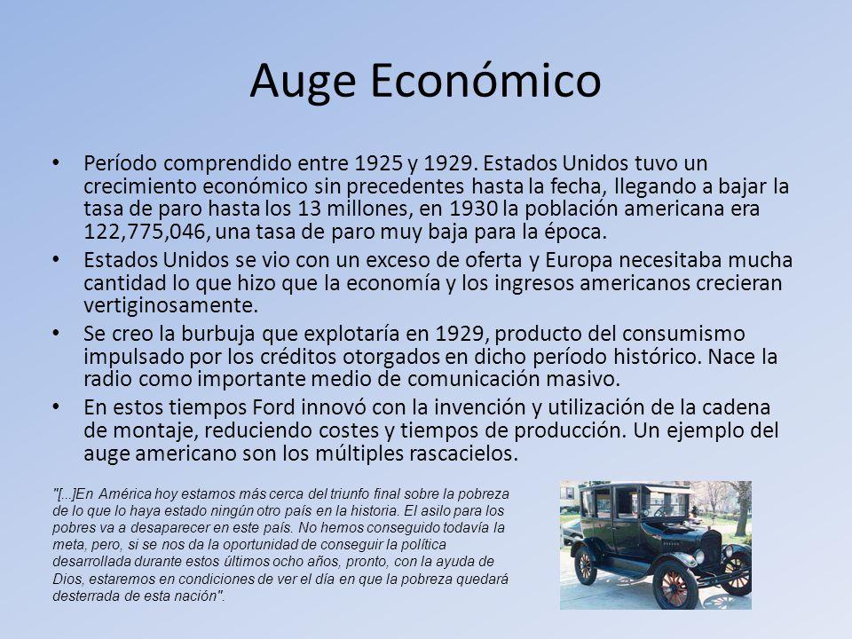 Auge Económico
