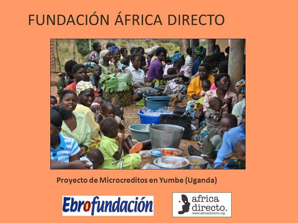 FUNDACIÓN ÁFRICA DIRECTO