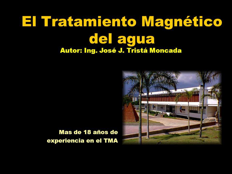 El Tratamiento Magnético del agua