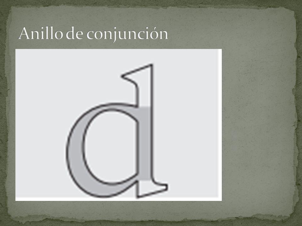 Anillo de conjunción
