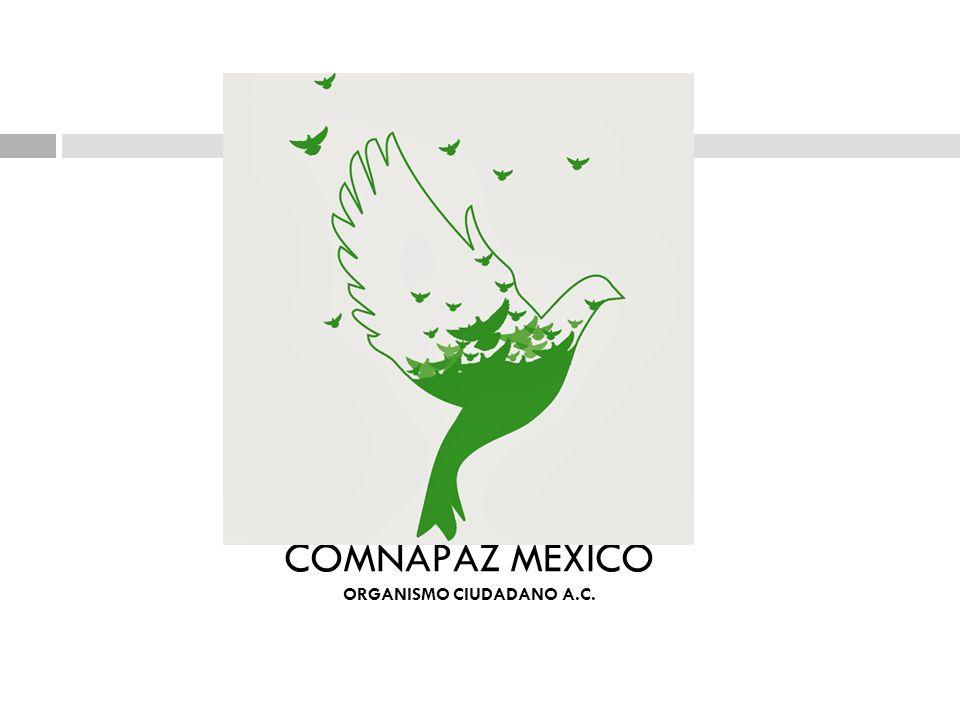 COMNAPAZ MÉXICO ORGANISMO CIUDADANO A.C.