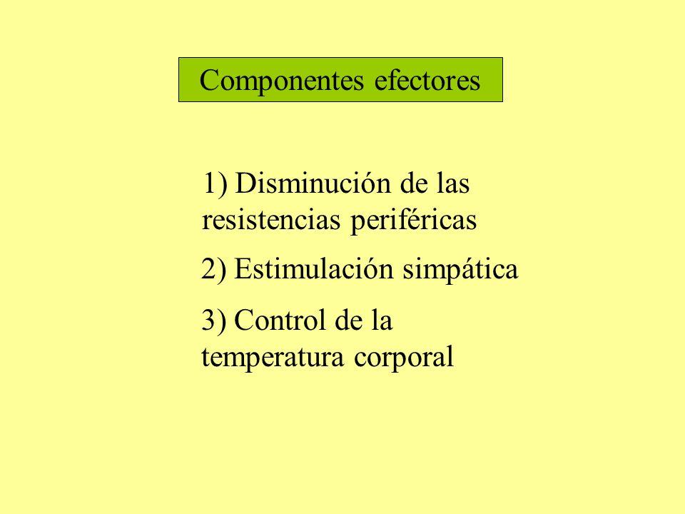 Componentes efectores
