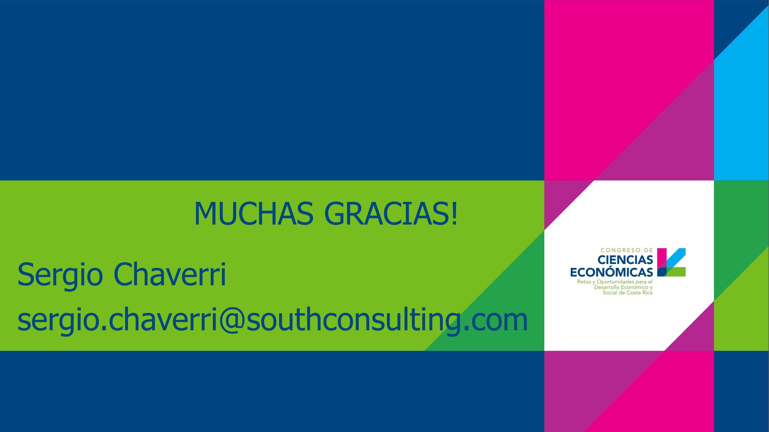 Sergio Chaverri sergio.chaverri@southconsulting.com