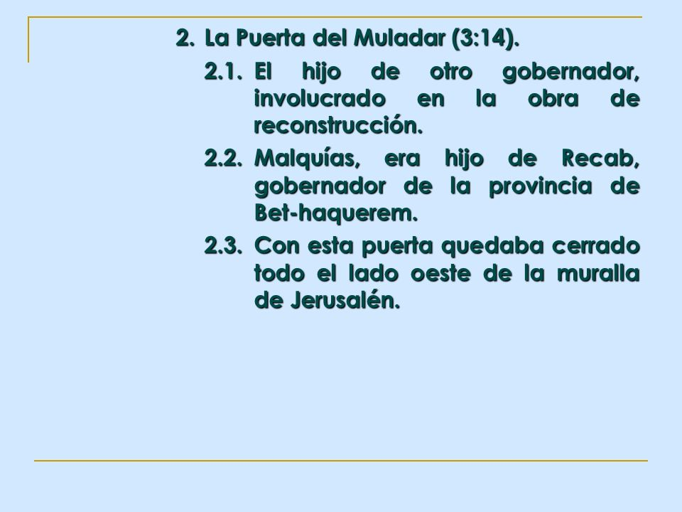 2. La Puerta del Muladar (3:14).