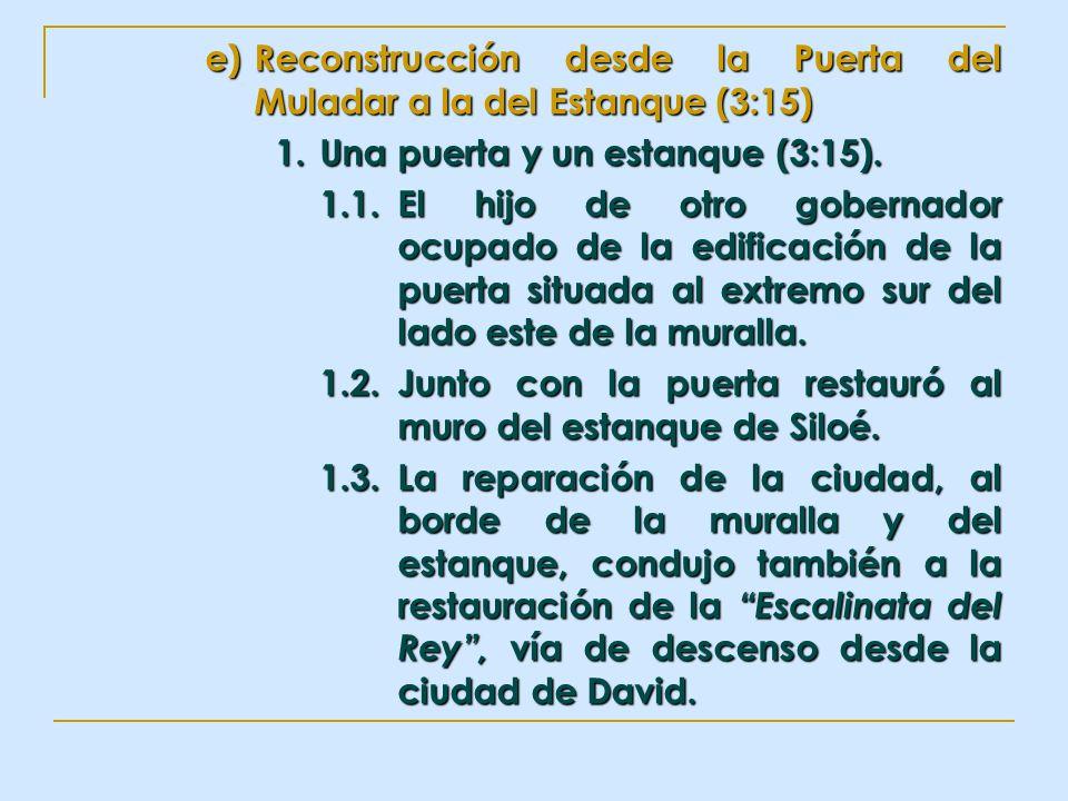Reconstrucción desde la Puerta del Muladar a la del Estanque (3:15)