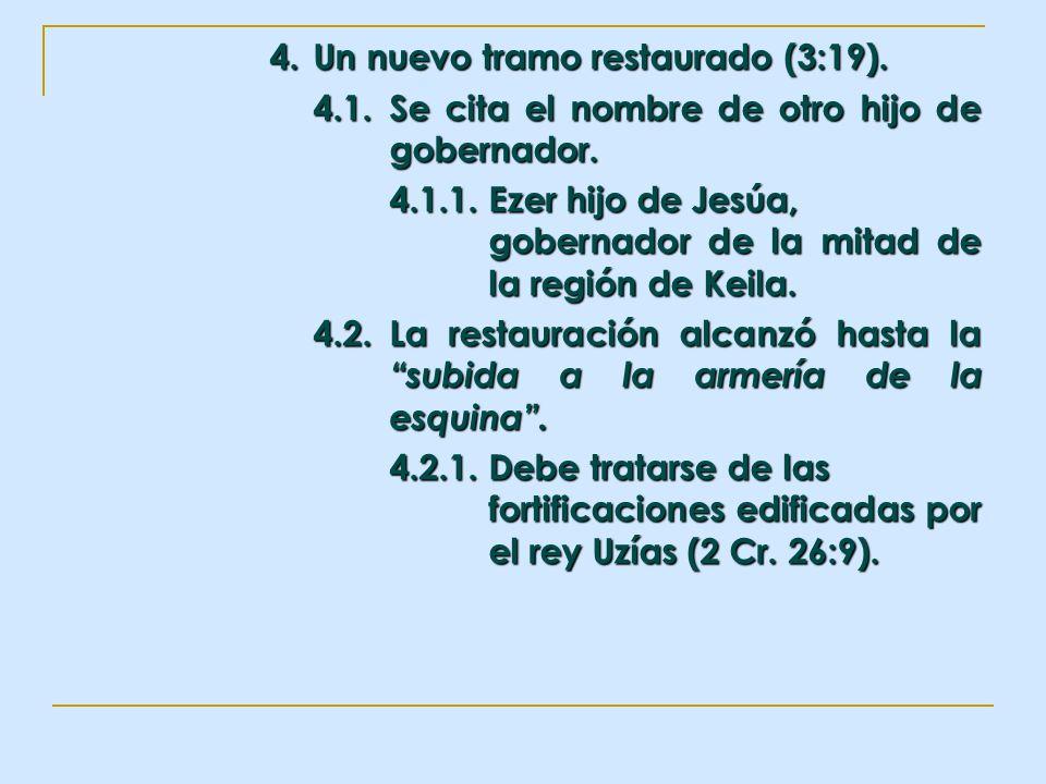 4. Un nuevo tramo restaurado (3:19).