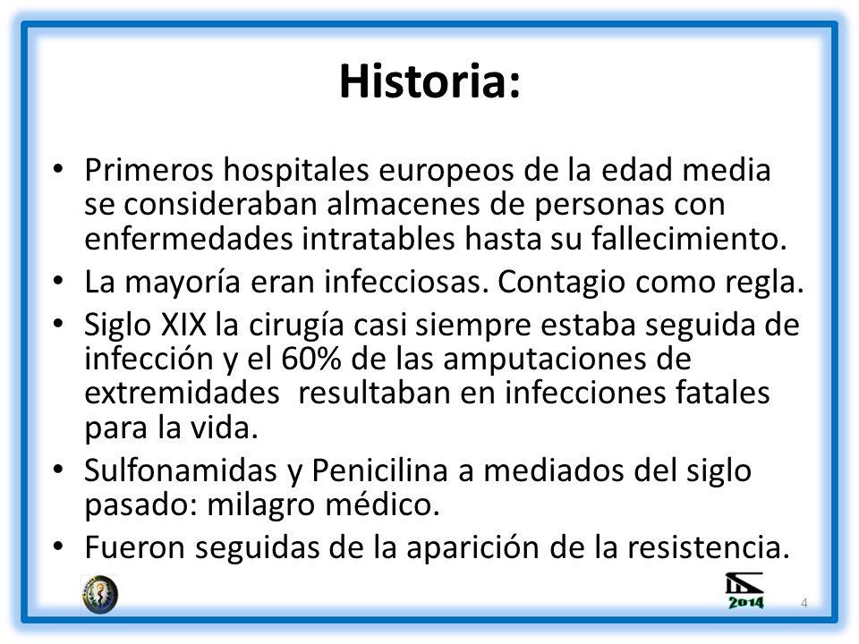 Historia: Primeros hospitales europeos de la edad media se consideraban almacenes de personas con enfermedades intratables hasta su fallecimiento.