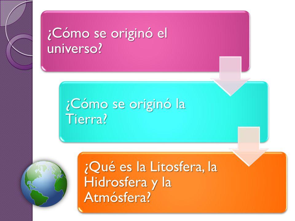 ¿Cómo se originó el universo
