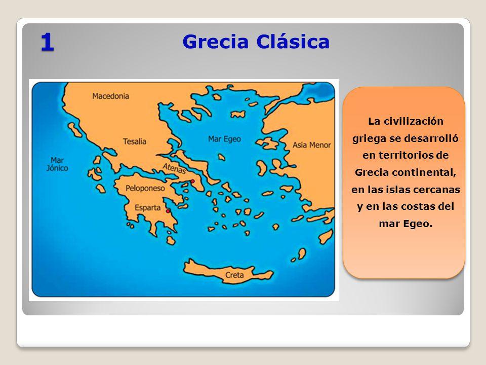 1 Grecia Clásica.