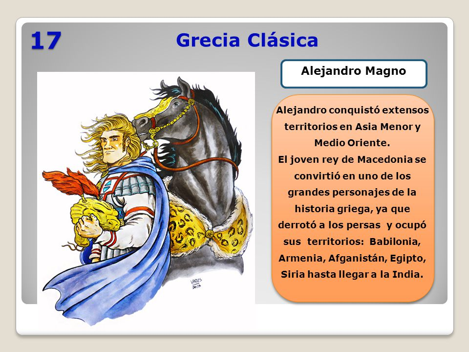17 Grecia Clásica Alejandro Magno