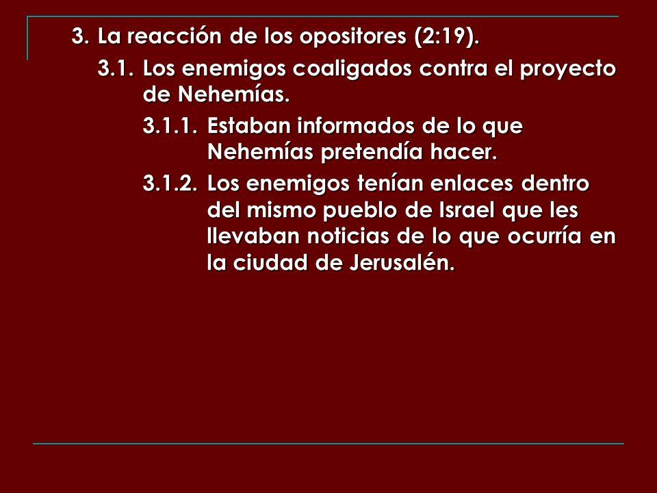 3. La reacción de los opositores (2:19).
