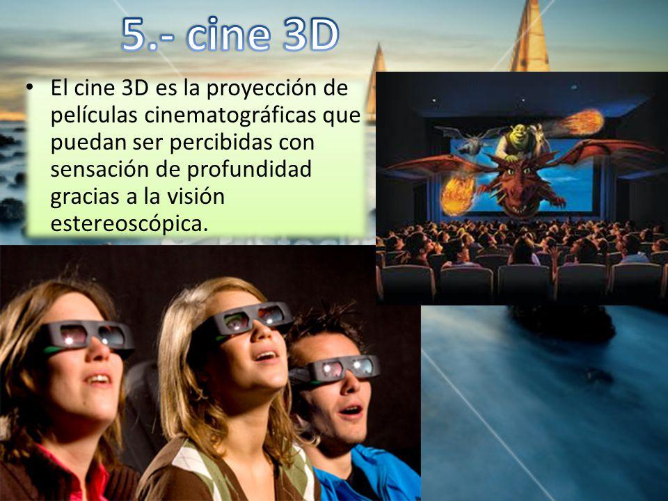 5.- cine 3D