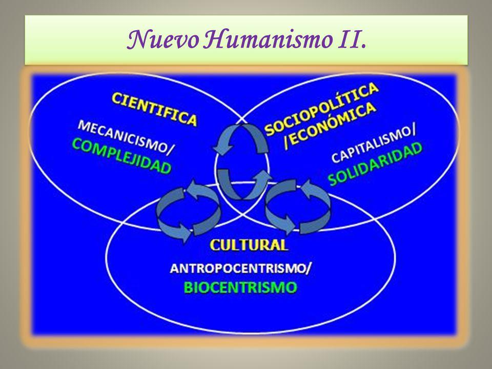 Nuevo Humanismo II.