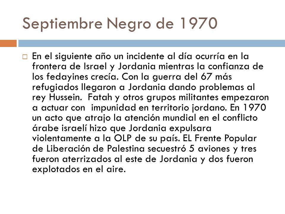 Septiembre Negro de 1970