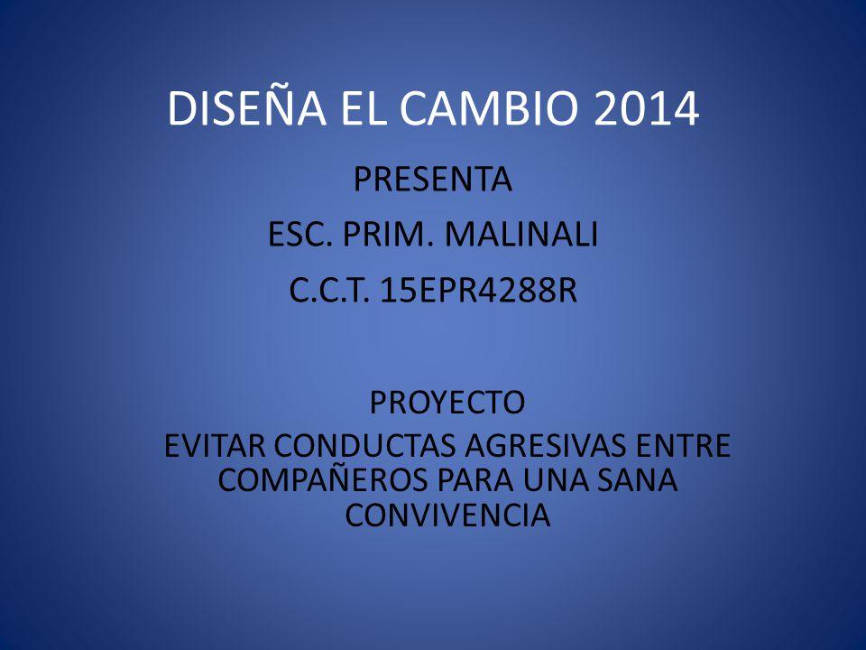 PRESENTA ESC. PRIM. MALINALI C.C.T. 15EPR4288R