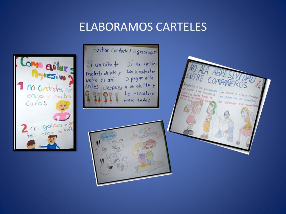 ELABORAMOS CARTELES