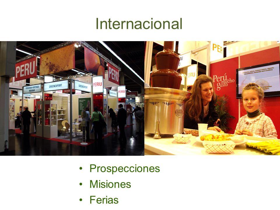 Internacional Prospecciones Misiones Ferias