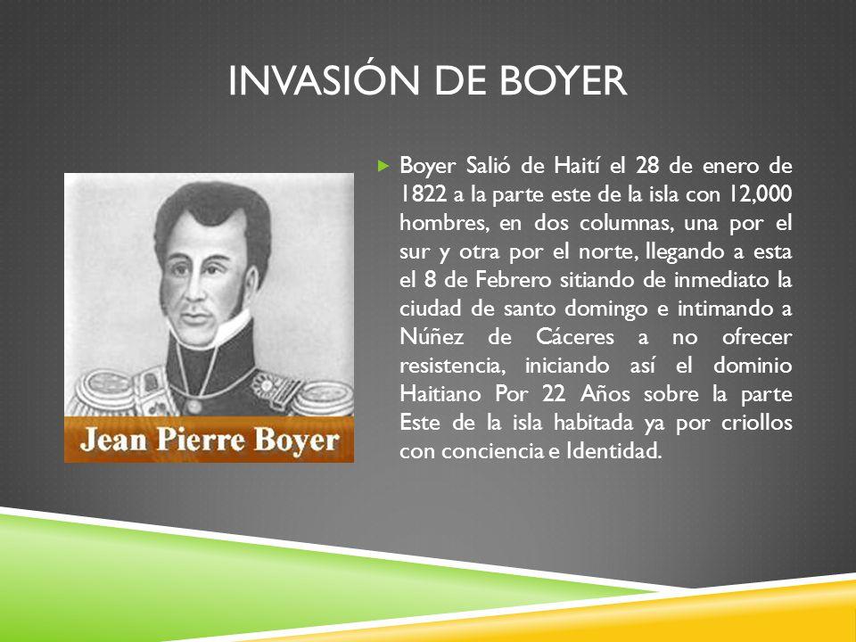 Invasión de Boyer