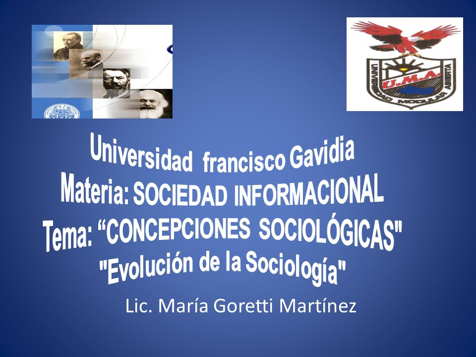 Lic. María Goretti Martínez
