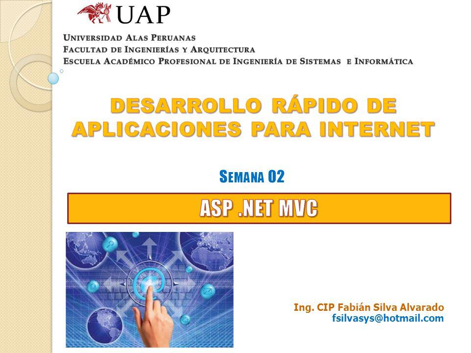 Ing. CIP Fabián Silva Alvarado fsilvasys@hotmail.com