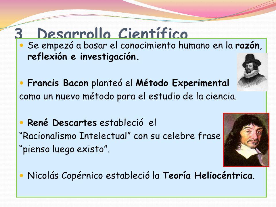 3. Desarrollo Científico